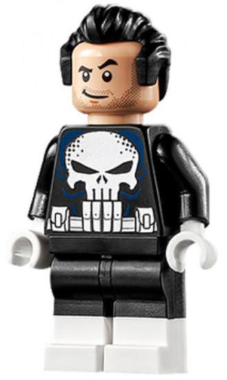 LEGO Marvel Super Heroes Spider-Man The Punisher [Loose]