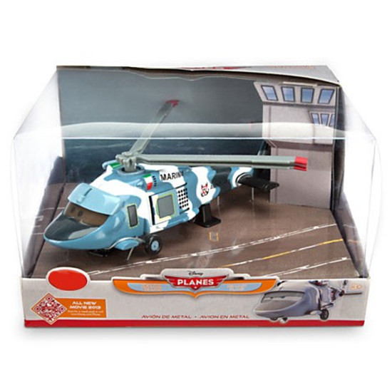 Disney Planes Hector Vector Exclusive Diecast Vehicle