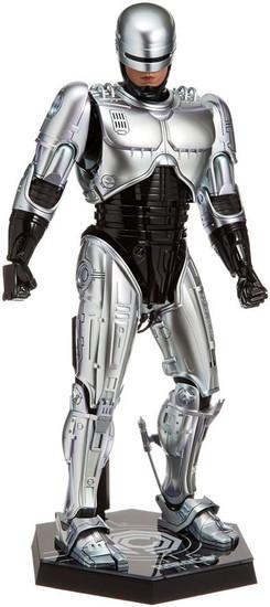 Movie Masterpiece Diecast Robocop Collectible Figure