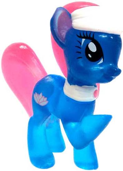 My Little Pony Series 7 Lotus Blossom 2-Inch PVC Figure