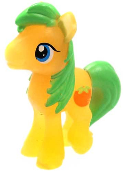 My Little Pony Series 7 Mosley Orange 2-Inch PVC Figure