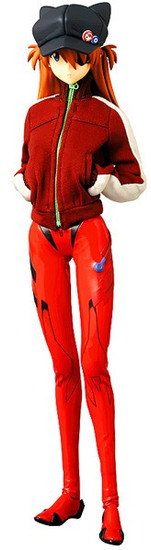 Evangelion 3.0 You Can (Not) Redo Real Action Heroes Asuka Langley Exclusive Collectible Figure