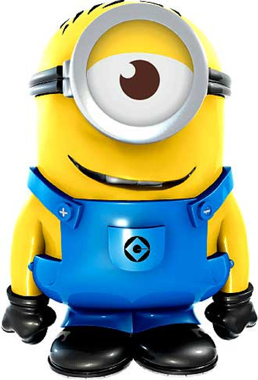 Despicable Me 2 Battle Pods Smiling Stuart 1-Inch Micro Figure #14 [Loose]