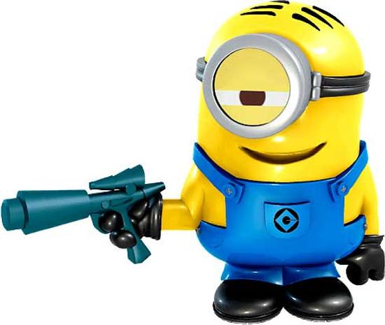 Despicable Me 2 Battle Pods Quick Shot Stuart 1-Inch Micro Figure #32 [Loose]