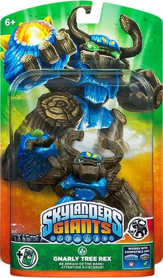 Skylanders Giants Gnarly Tree Rex Figure Pack [Blue]
