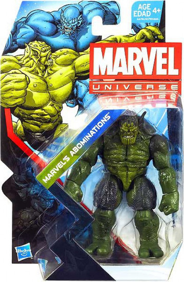 Marvel Universe Series 23 Abomination Action Figure #19