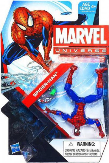Marvel Universe Series 22 Spider-Man Action Figure