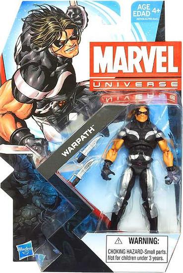 Marvel Universe Series 23 Warpath Action Figure #25