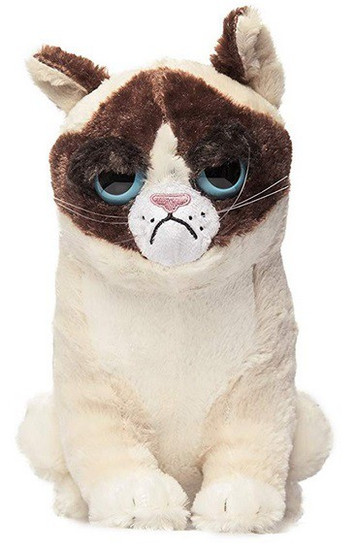 Grumpy Cat 11-Inch Plush