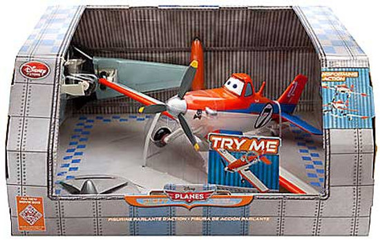 Disney Planes Dusty Exclusive Action Figure [Talking]