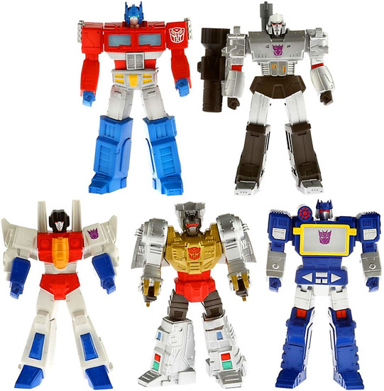 Transformers Exclusives Titan Warrior Exclusive Action Figure 5-Pack
