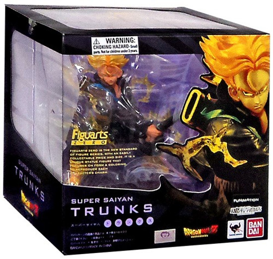 Dragon Ball Z Figuarts ZERO Super Saiyan Trunks Statue
