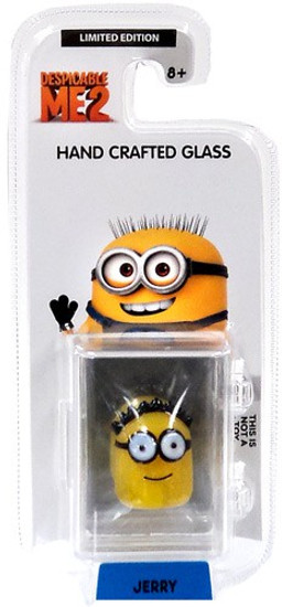 Despicable Me 2 Glassworld Jerry 1-Inch Glass Figure