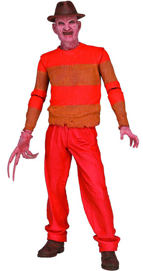 NECA Nightmare on Elm Street NES Freddy Krueger Action Figure