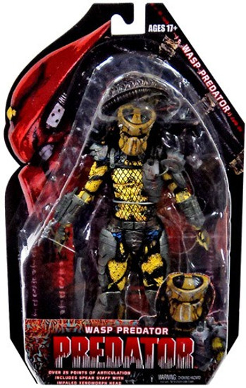 NECA Series 11 Wasp Predator Action Figure