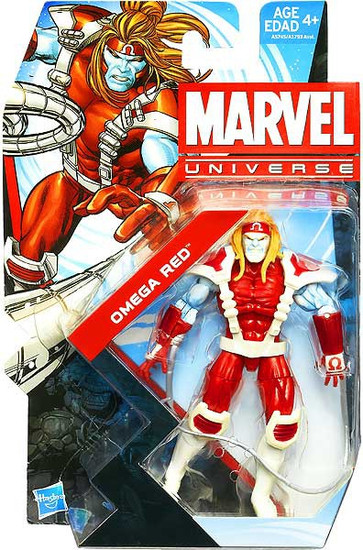Marvel Universe Series 24 Omega Red Action Figure