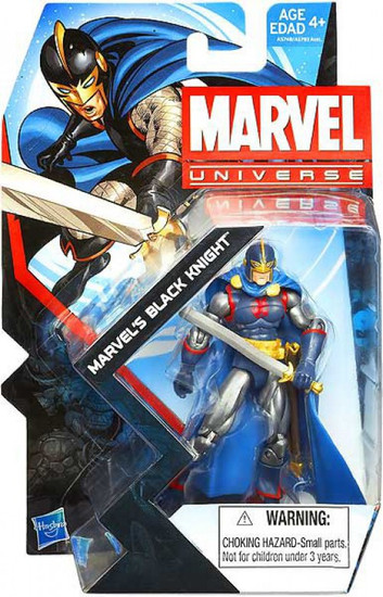 Marvel Universe Series 24 Black Knight Action Figure
