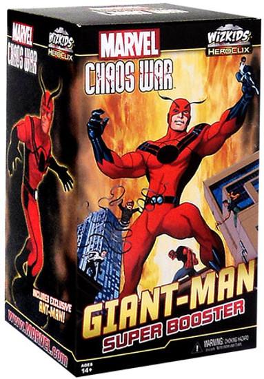 Marvel HeroClix Chaos War Promo Giant-Man 7-Inch