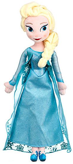 Disney Frozen Elsa Exclusive 20-Inch Plush