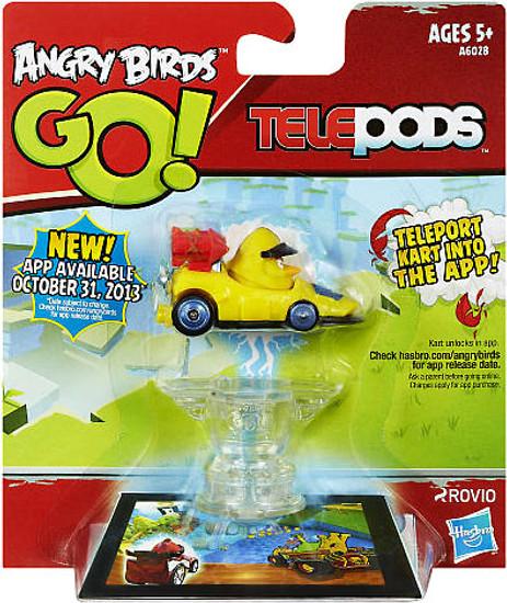 Angry Birds GO! Telepods Kart Series 1 Yellow Bird Figure Pack