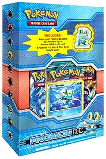 Pokemon Trading Card Game Froakie Box