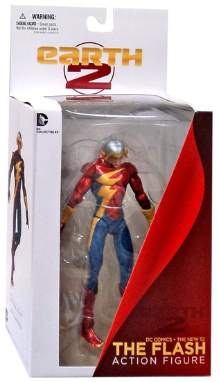 DC The New 52 Earth 2 The Flash Action Figure