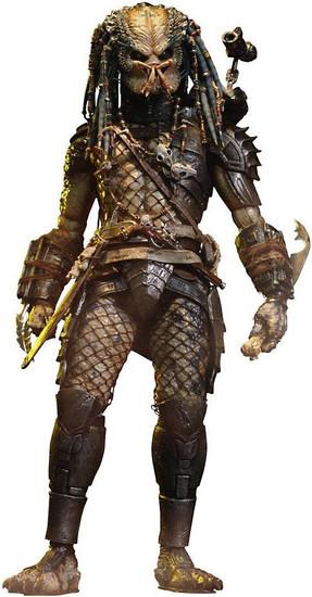 Predator 2 Movie Masterpiece Elder Predator Collectible Figure [2014 Version]