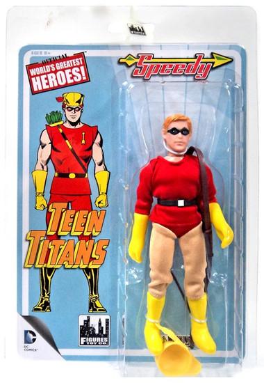 Teen Titans Retro Series 1 Speedy Action Figure