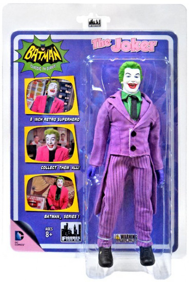 Batman 1966 TV Series Classic TV Series 1 The Joker Action Figure