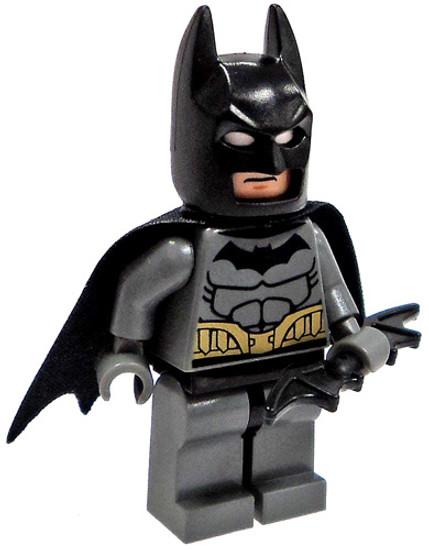 LEGO DC Universe Super Heroes Batman Minifigure [Gray Loose]