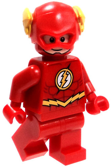 LEGO DC Universe Super Heroes The Flash Minifigure [Loose]