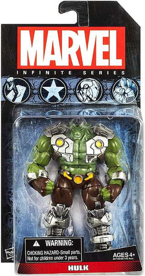 Marvel Avengers Infinite Series 1 Hulk Action Figure