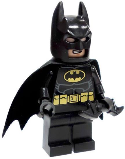 LEGO DC Universe Super Heroes Batman Minifigure [Black Loose]