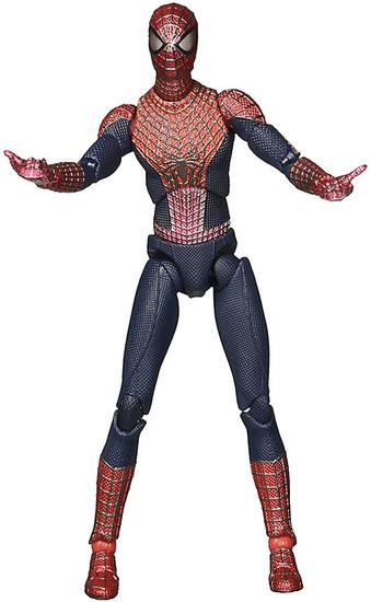 The Amazing Spider-Man 2 MAFEX Spider-Man Action Figure [DX Set]