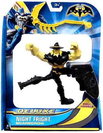 Batman Deluxe Scarecrow Action Figure [Night Fright]
