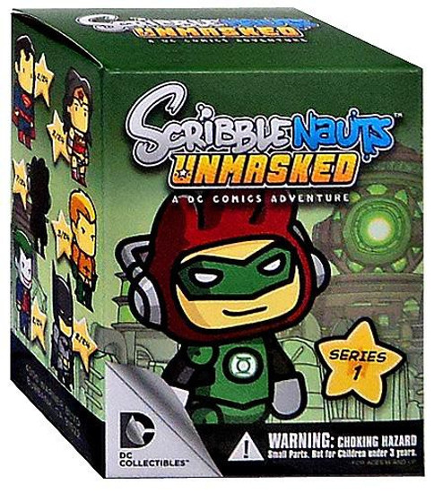 DC Scribblenauts Unmasked Series 1 Mystery Pack