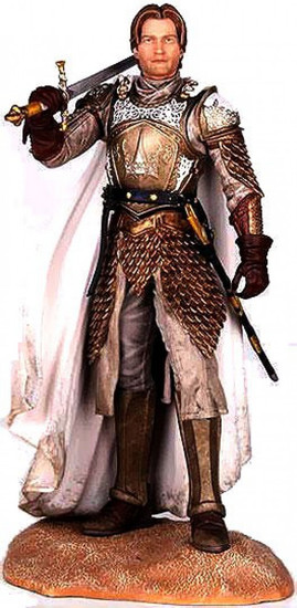 Game of Thrones Jaime Lannister 7.5-Inch PVC Statue Figure