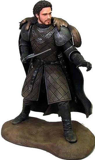 Game of Thrones Robb Stark 7.5-Inch PVC Statue Figure