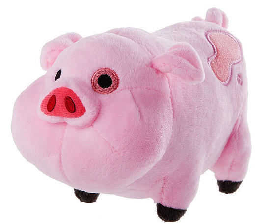 Disney Gravity Falls Waddles Plush Doll