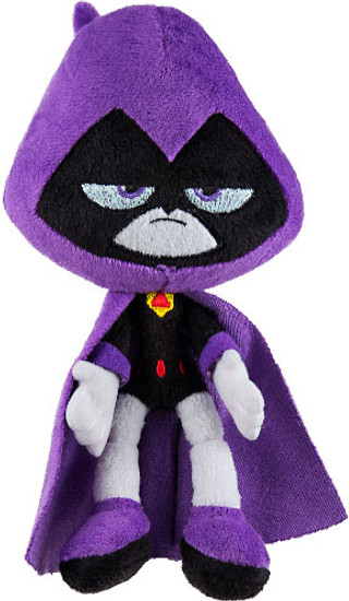 Teen Titans Go! Raven 7-Inch Plush Figure