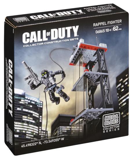 Mega Bloks Call of Duty Rappel Fighter Set #06865