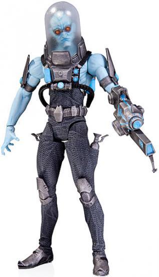 DC Batman Designer Greg Capullo Series 2 Mr. Freeze Action Figure #7