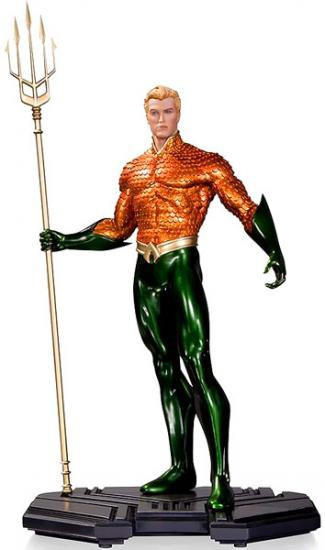 DC The New 52 Aquaman Statue