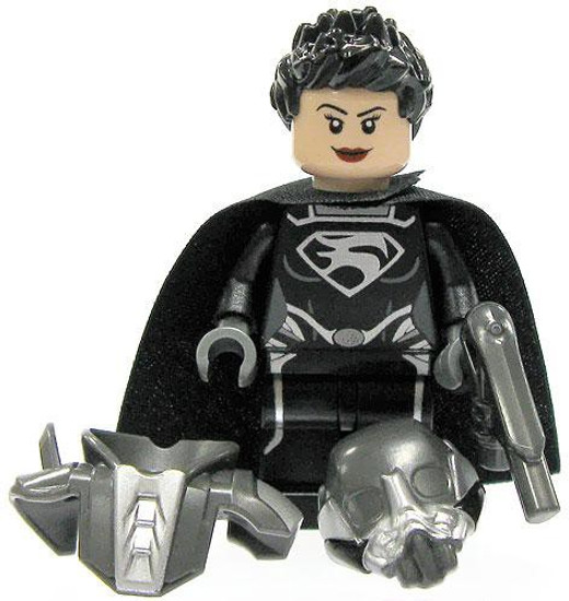 LEGO DC Universe Super Heroes Faora Minifigure [Loose]