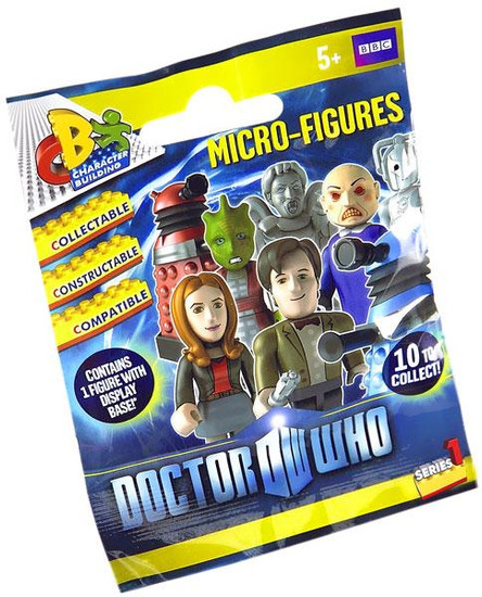 Doctor Who Series 1 Micro Figures Mystery Pack