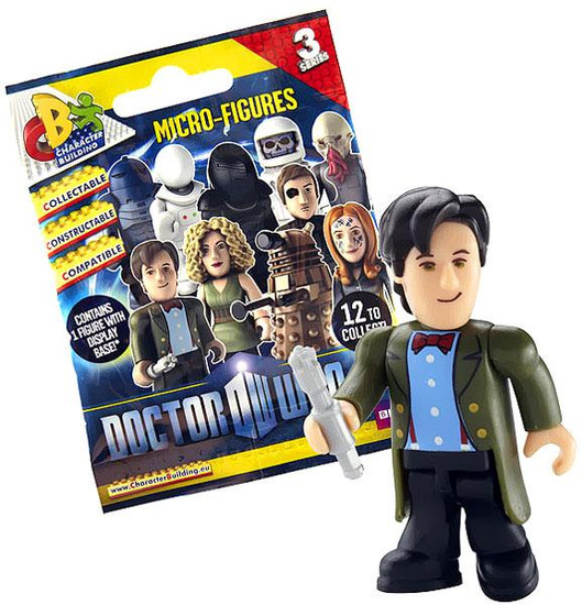 Doctor Who Series 3 Micro Figures Mystery Pack