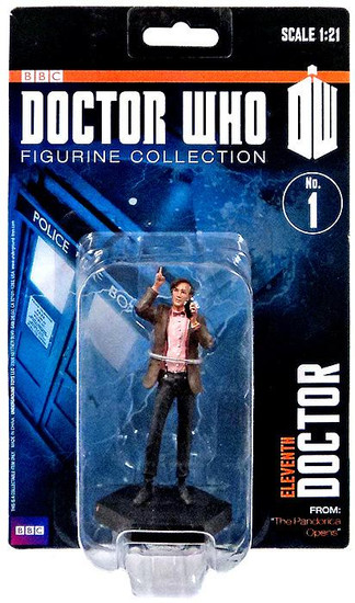 Doctor Who Figure Collection Eleventh Doctor Collectible Figure #1