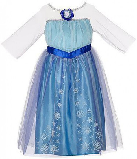 Disney Frozen Elsa Dress Up Toy [Size 4-6X]