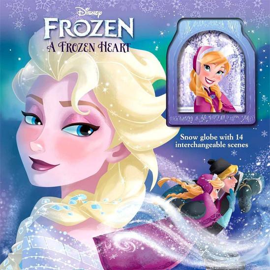Disney Frozen A Frozen Heart Storybook