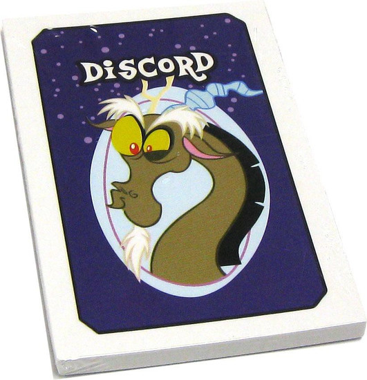 My Little Pony Monopoloy Parts 16 Discord Cards 1.5-Inch [Loose]